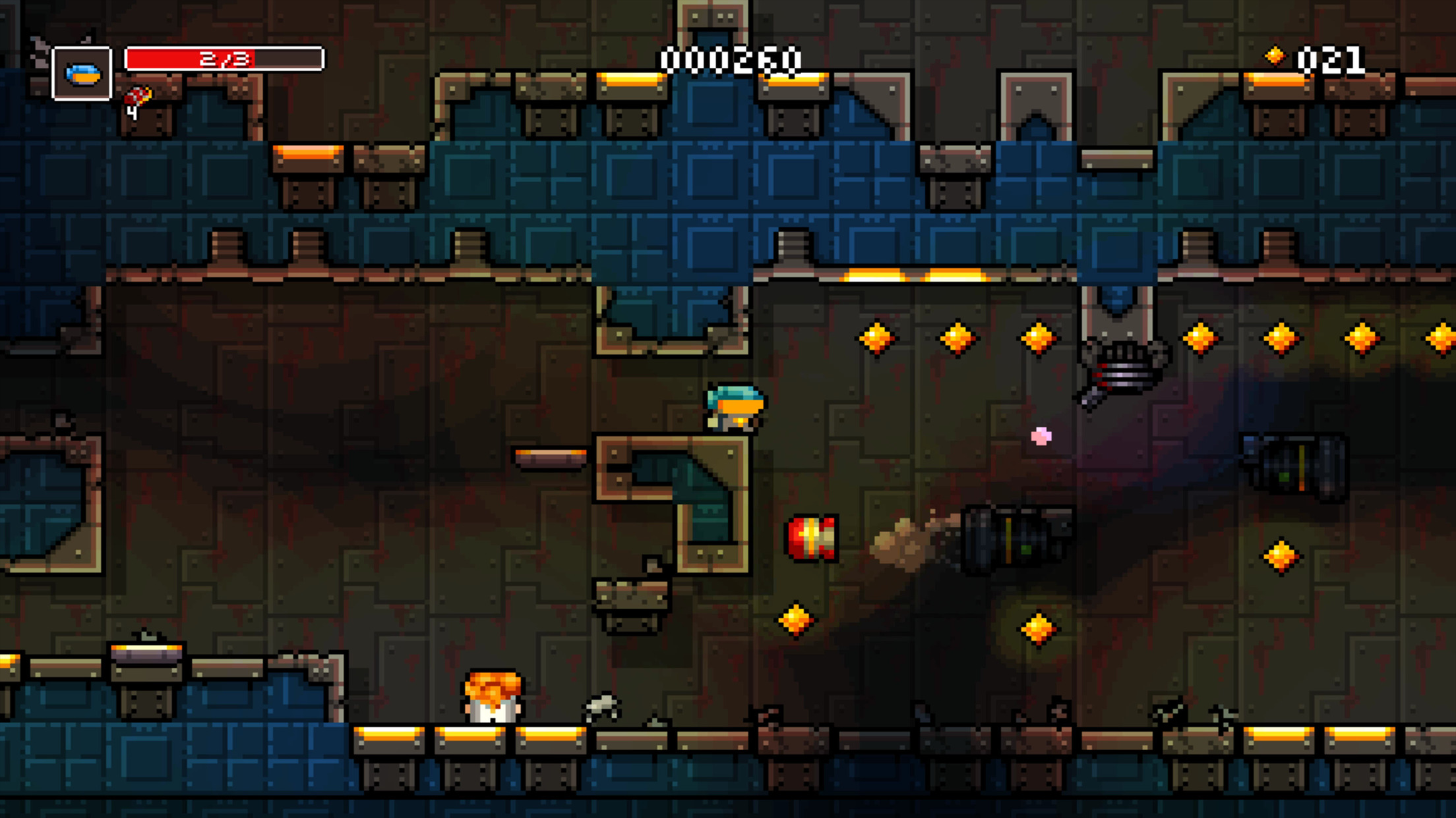 meganoid 2017 review the closest thing to spelunky on mobile