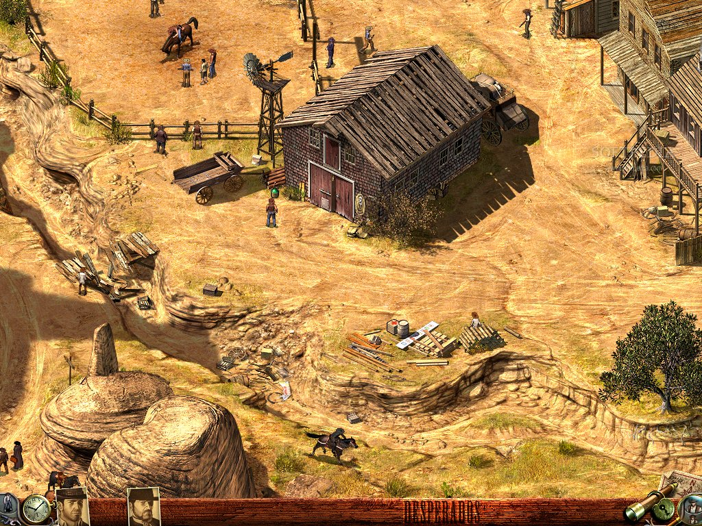 Desperados Wanted Dead Or Alive Mobile Game Review Android Iphone Ipad Game Reviews And News