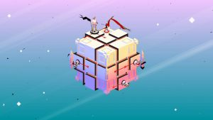 'Euclidean Lands' is Like 'Monument Valley' Meets 'Hitman Go', Available Now